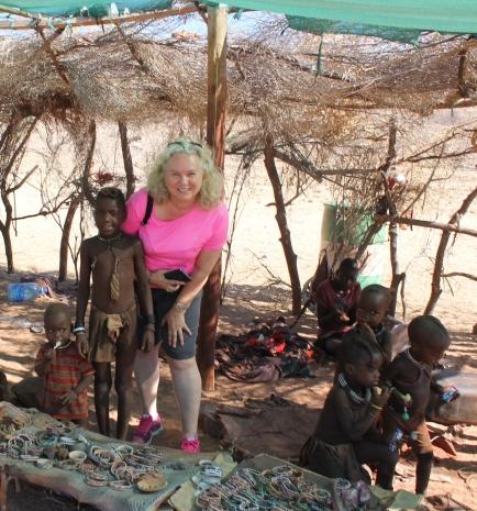 Namibia Himba Tribe