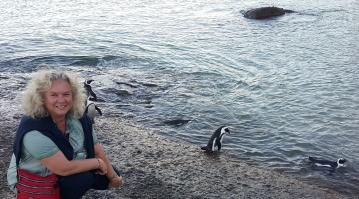 penguene yakın