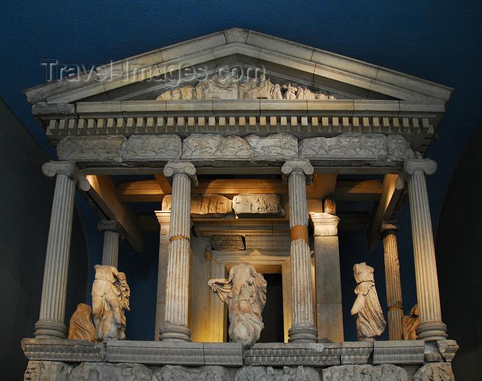 MTC_6991 British museum - Nereid Monument